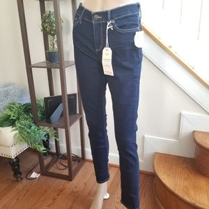 💚Lucky Brand Jeans Jeggings Dark Blue